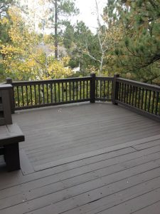 Inspector Handyman, deck, Denver, CO area