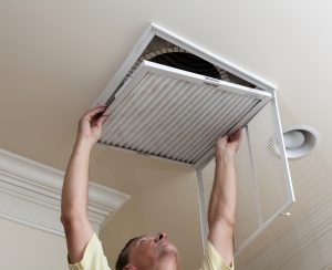Changing Filters is Important Air Quality, Incepector Handyman, Denver, CO